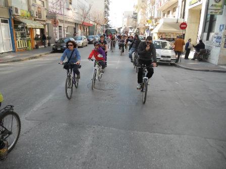 Επέστρεψαν οι ποδηλάτες