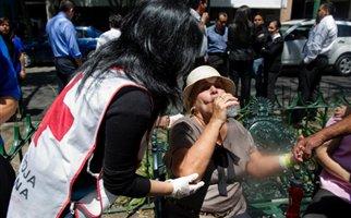 Αλώβητο το Μεξικό από τον ισχυρό σεισμό