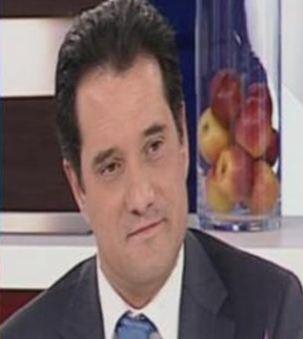 Ο Άδωνις Γεωργιάδης στην Τατιάνα σχολιάζει Λαζόπουλο - Κανάκη!