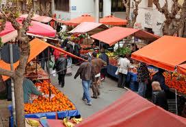 Σύσκεψη στην Περιφέρεια για τις λαϊκές αγορές