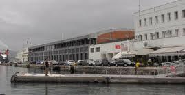 Εργασίες στο λιμάνι του Βόλου