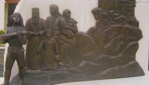 Έκλεψαν μνημείο από πλατεία στο Πέραμα βάρους... 120 κιλών!