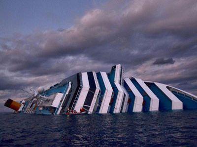 Νέα μακάβρια ευρήματα στο κουφάρι του Costa Concordia