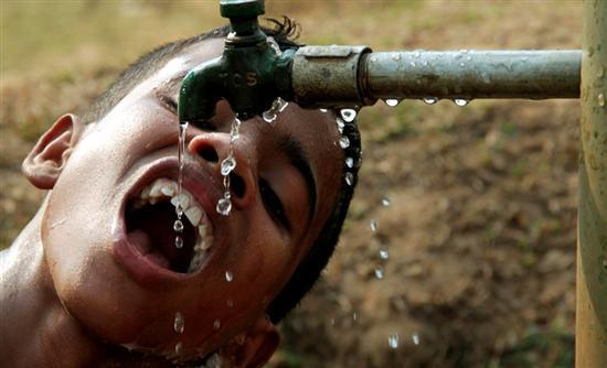 Η έλλειψη του νερού θα φέρει παγκόσμια κοινωνική αναταραχή