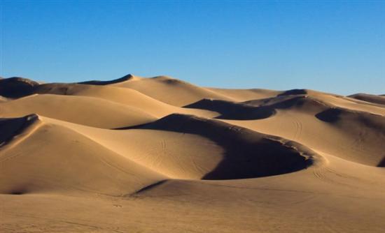Πώς δημιουργείται η κινούμενη άμμος;