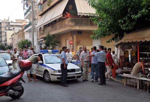 Πάτρα:Γυναίκα έπεσε απ'το μπαλκόνι και σκοτώθηκε!