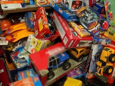Καταγγελίες για παιχνίδια με επικίνδυνες ουσίες