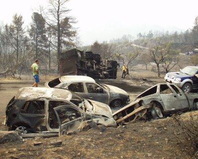 Ηλεία : Ξεκίνησε η δίκη για τις φονικές πυρκαγιές του 2007