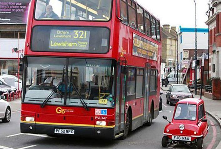 Βρετανικό το μικρότερο αυτοκίνητο στον κόσμο