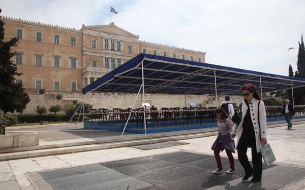 «Απροσπέλαστο» το κέντρο της Αθήνας