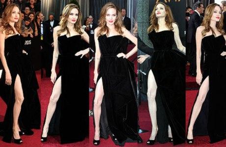 Η Angelina δεν δίνει σημασία...