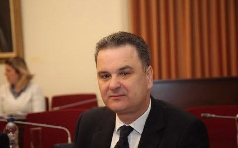 Δεν θα είναι υποψήφιος στις εκλογές ο Σ. Ξυνίδης