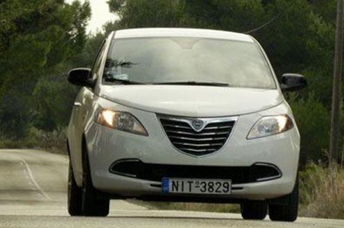 Lancia Ypsilon 1.3 diesel: Με φινέτσα, στιλ και ουσία