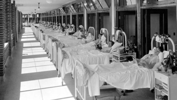 Η φυματίωση επιστρέφει στην Ελλάδα, και είναι ανθεκτικότερη από ποτέ