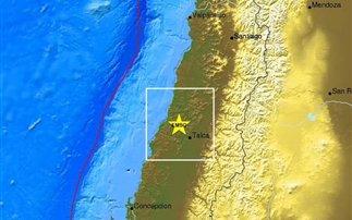 Σεισμός 7,2 ρίχτερ στη Χιλή