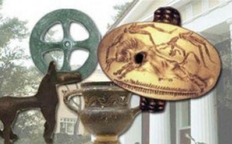 Στην Ελβετία ταξίδεψαν τα κλεμμένα από το Μουσείο της Αρχ. Ολυμπίας