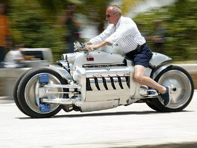 H πιο εντυπωσιακή μοτοσικλέτα που παρήχθη ποτέ