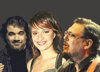 Τρεις αγαπημένες φωνές στο Βόλο