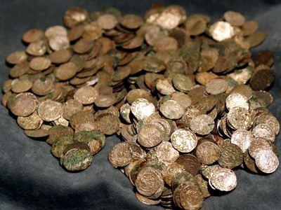 Θησαυρός νομισμάτων βρέθηκε στη Νάξο