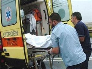 ΚΡΗΤΗ : Νεκρή 90χρονη που χτυπήθηκε απο τρακτέρ