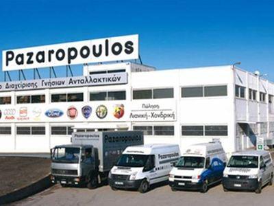 Συνελήφθη για χρέη ο έμπορος αυτοκινήτων Σπ. Παζαρόπουλος