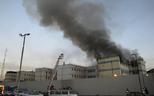 Φονική πυρκαγιά σε φυλακή στην Ονδούρα