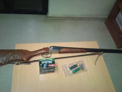 Ηλεία : Τριαντάχρονος πυροβόλησε τρεις αλλοδαπούς!