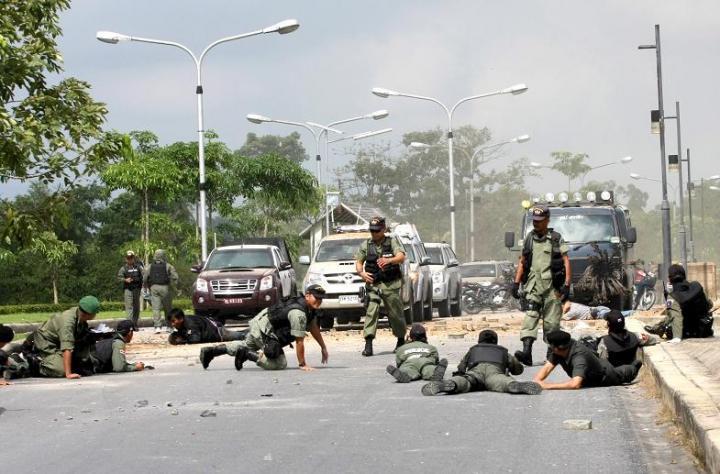 Σειρά βομβιστικών επιθέσεων στην Ταϊλάνδη