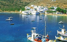 Στο top 10 των «Νησιών κάτω από τον ήλιο» η Σίφνος