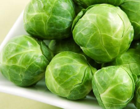 Τα λαχανάκια Βρυξελλών βγαίνουν στους δρόμους!