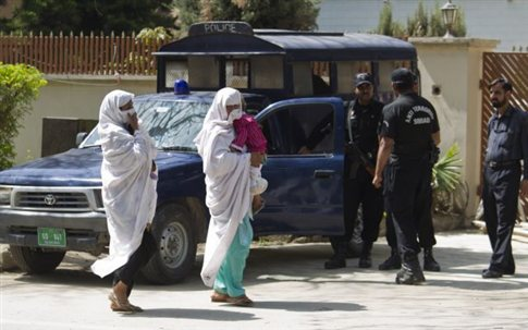 Φυλακίζεται η οικογένεια του Μπιν Λάντεν για παράνομη διαμονή στο Πακιστάν