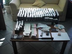 Σύλληψη 58χρονου για διακίνηση ναρκωτικών στη Χαλκίδα