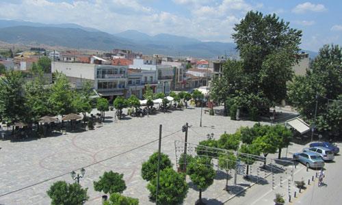 Σχολείο Αλβανικών στον Αλμυρό