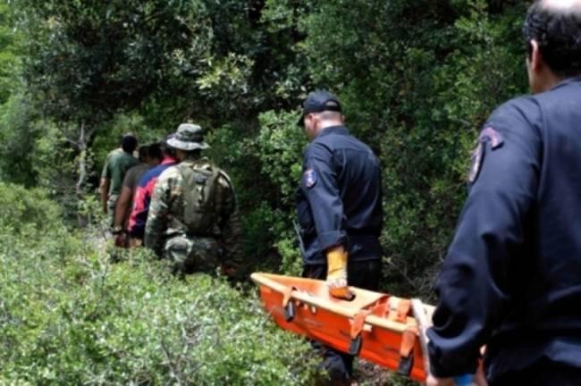 Πτώμα άνδρα βρέθηκε σε χαράδρα στην παλιά εθνική οδό Ιωαννίνων - Τρικάλων