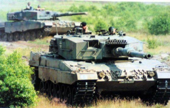 ΟΙ ΗΠΑ παραχωρούν στην Ελλάδα 400 άρματα μάχης