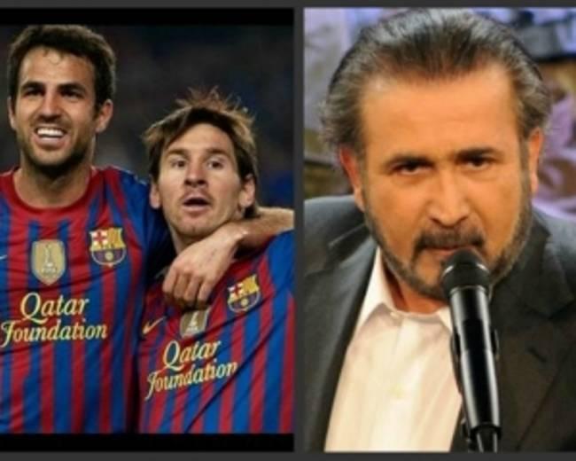 Ο Λαζόπουλος έβαλε... γκολ στην Μπάρτσα!