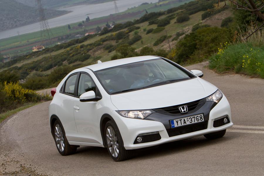 Νέο Honda Civic 5d: Πιο ολοκληρωμένο από ποτέ
