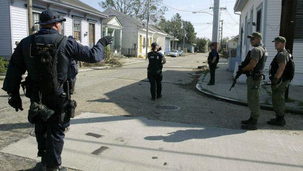 Καταδικάστηκαν αστυνομικοί που σκότωσαν πολίτες μετά τον τυφώνα Κατρίνα
