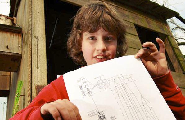 Ένας ενδεκάχρονος θα σώσει την Ελλάδα;