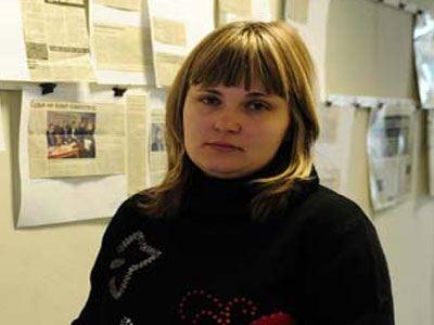 Θύμα ξυλοδαρμού βραβευμένη Ρωσίδα δημοσιογράφος