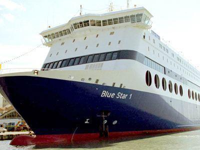 Παραλίγο τραγωδία σε πλοίο