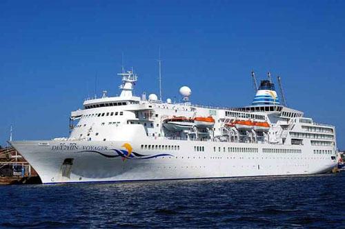 Σήμερα το πρώτο κρουαζιερόπλοιο στο λιμάνι του Βόλου