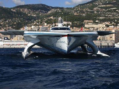 Στην Ελλάδα το πρώτο ηλιακό πλοίο