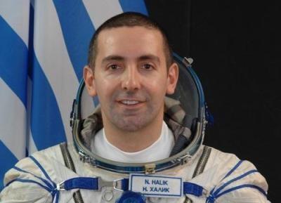 Ο πρώτος Έλληνας που θα πάει στο διάστημα