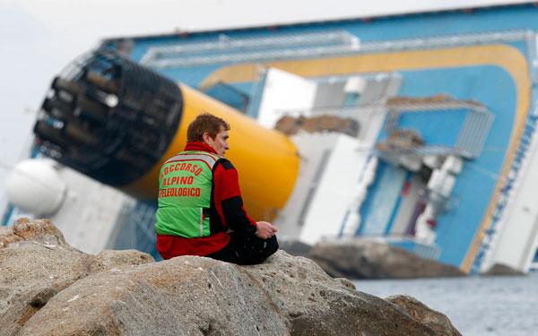 Αναγνωρίστηκαν τα πτώματα πέντε θυμάτων του Costa Concordia