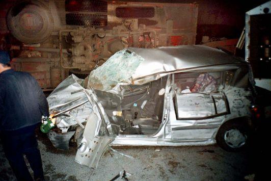 Κρήτη: Τραγωδία στην άσφαλτο με δύο νεκρούς - Χαροπαλεύει βρέφος!