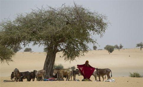 Κάτω από την άνυδρη Αφρική, ένας απέραντος υδάτινος κόσμος