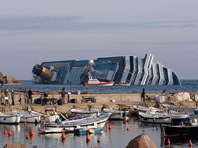 «Ανασταίνεται» το Costa Concordia