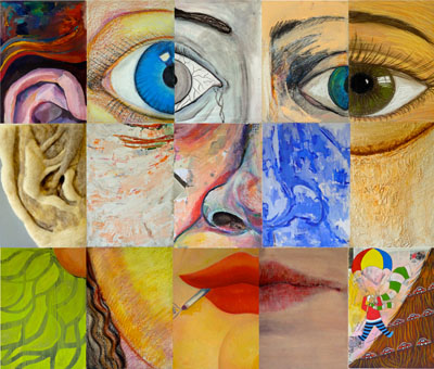 Προσωποποιώντας την τέχνη