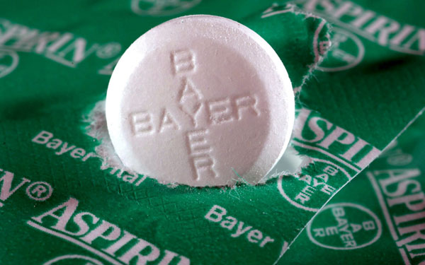 Η ασπιρίνη μειώνει τον κίνδυνο καρκίνου των πνευμόνων στις γυναίκες